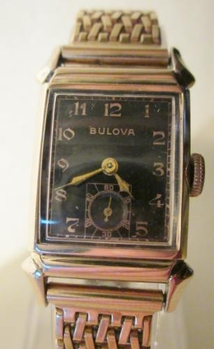 1944 Bulova Navigator watch