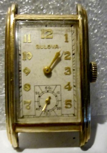 1939 Bulova Boone watch