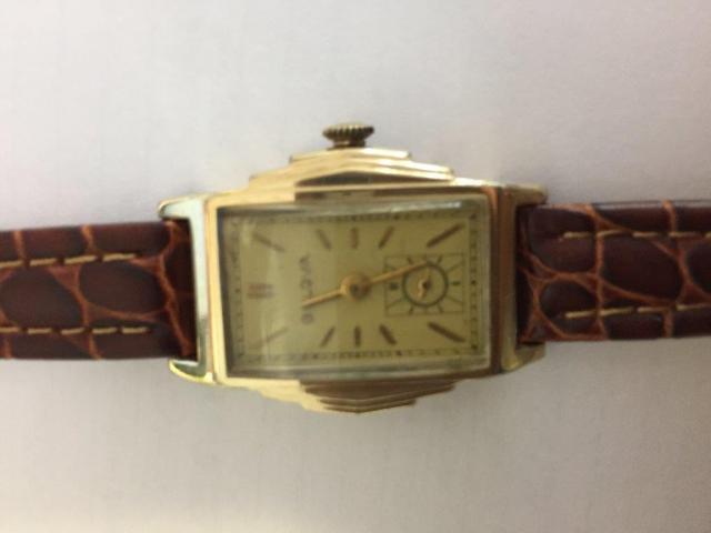 1944 Bulova lone Eagle watch