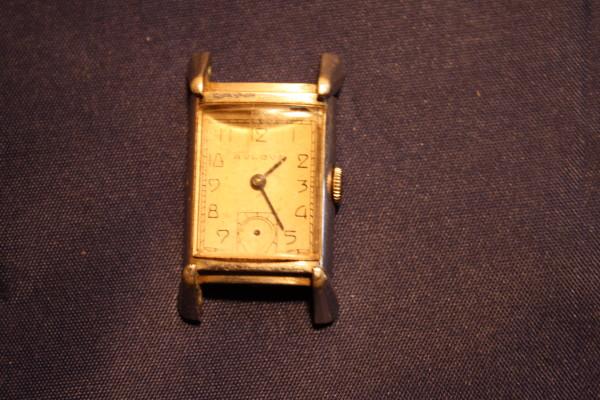 1948 Bulova His Excellency II watch