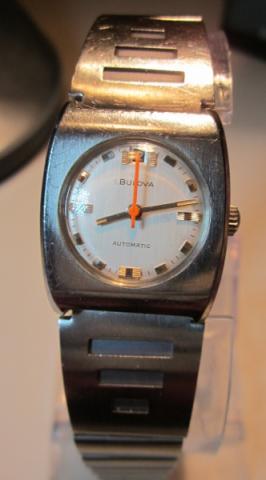1971 Lady Bulova K watch