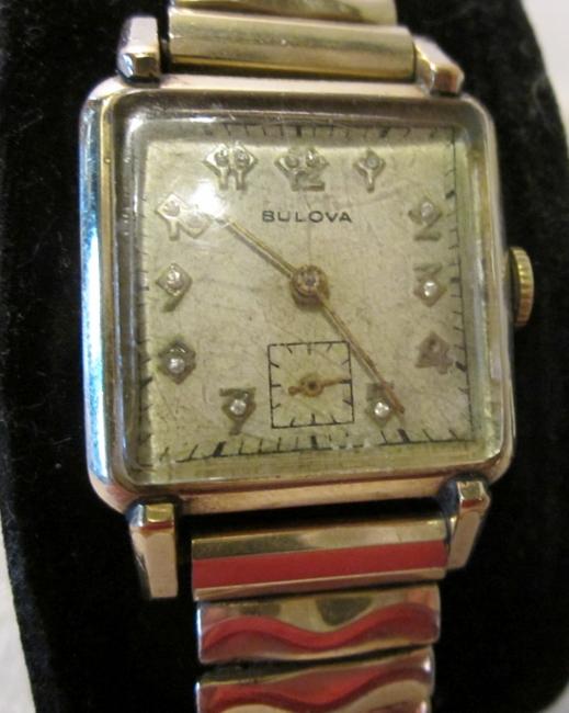1941 Non-Comforming  Bulova watch