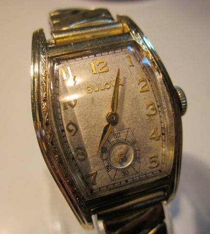 1942 Bulova watch