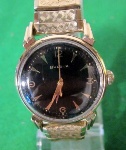 1953 Bulova Sea King watch