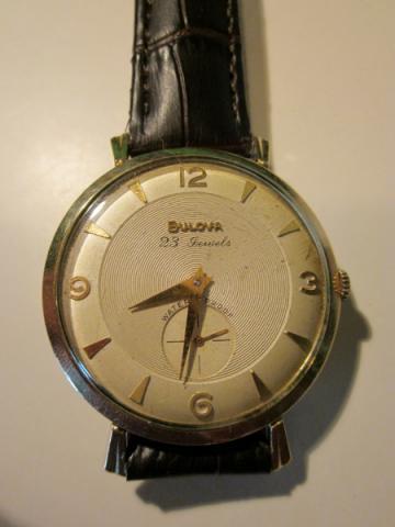 1959 Bulova His Excellency EW watch