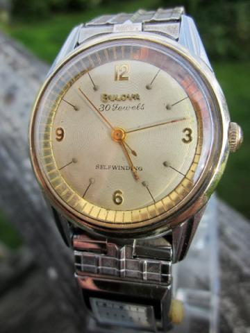 1960 Bulova 30 watch