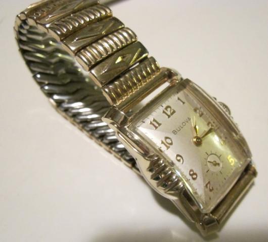 1953 Bulova watch