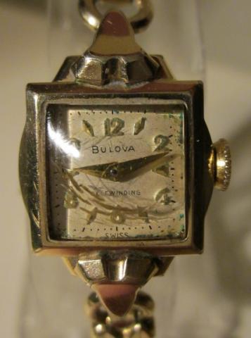1955 Bulova Lady Bulova A watch
