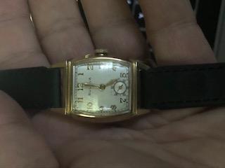 1950 Bulova Walton watch