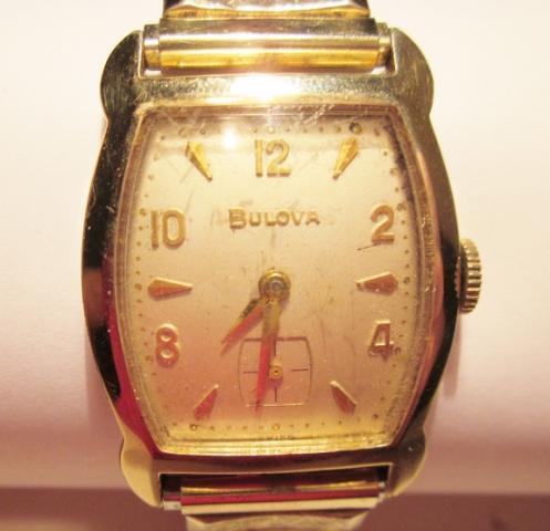 1961 Bulova watch