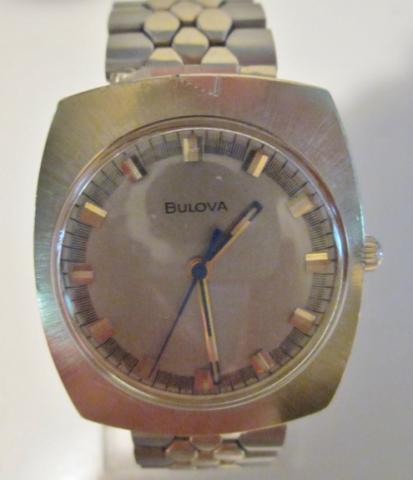 1973 Bulova Sea King watch