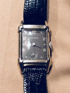 1946 Bulova Statesman C watch