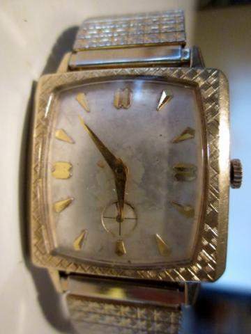 1963 Bulova Senator G watch