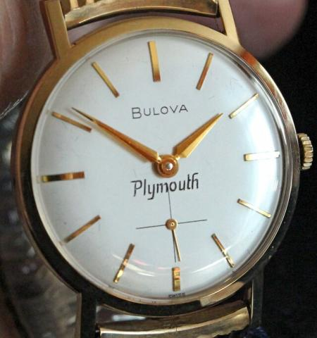 1966 Bulova Centennial watch