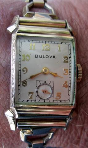 1942 Bulova Navigator watch