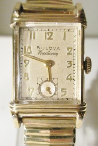 1949 Bulova His Excellency KK watch