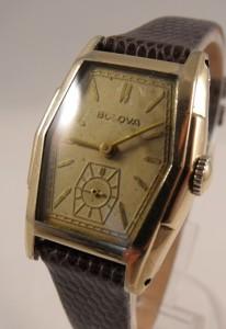 1934 Hancock Bulova watch