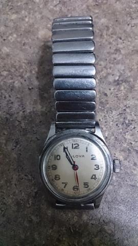 kenfe 1945 Bulova 12 12 14