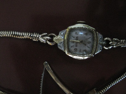 "1937 Lady Bulova ""E"" 09051937"