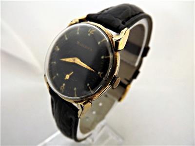 1954 Bulova Lenox watch
