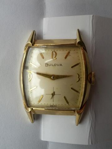 1965 Bulova Minute man