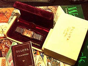 Bulova 1936 Watch