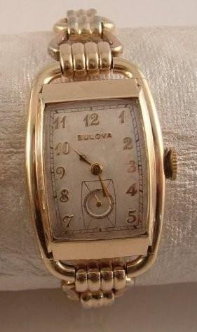 "1939 Bulova Ambassador 21J 10AE ""AAA"" Grade"