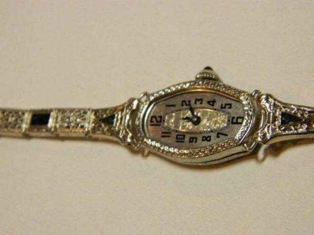 Bulova 1924 Beverley watch