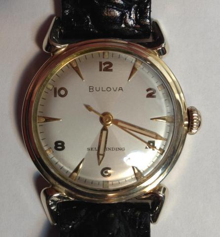Bulova watch clipper