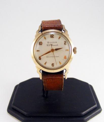 plainsman 1956 Bulova 23