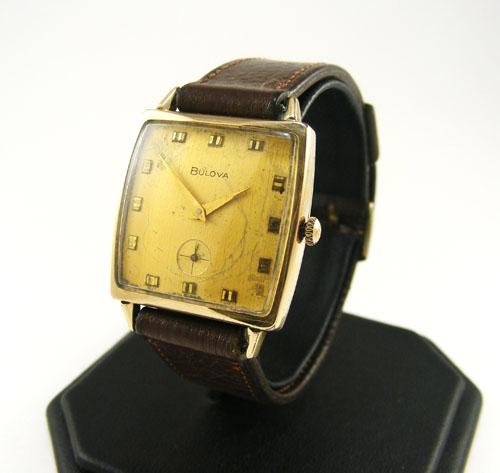 1967 Bulova Valor watch