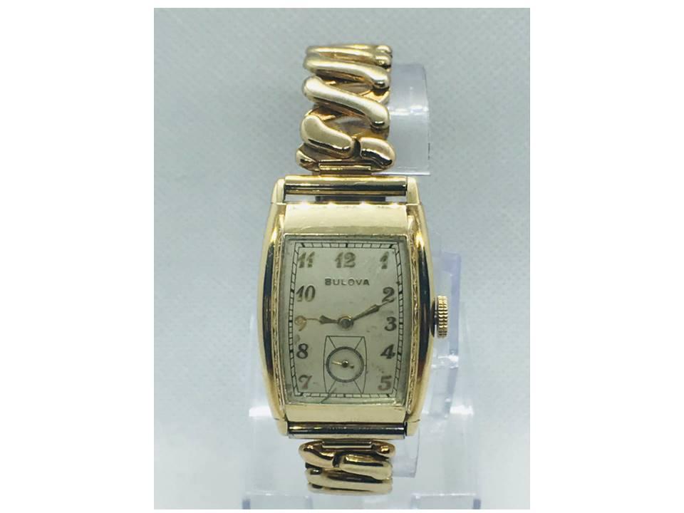 [commodore_1941] Bulova watch