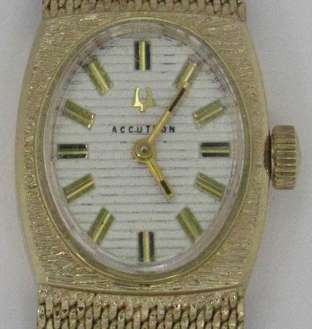 1976 Bulova Accutron watch