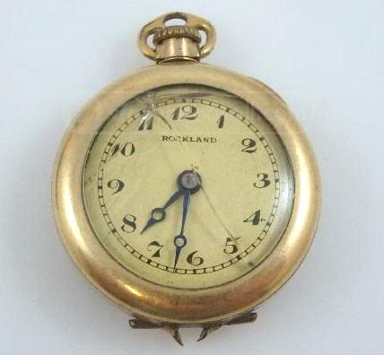 1922 Bulova Rockland watch