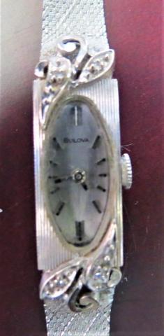 1972 Bulova Starburst A watch