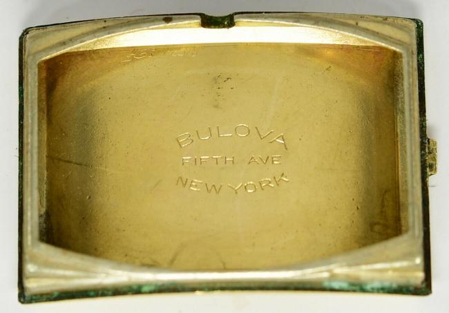 1938 Bulova watch
