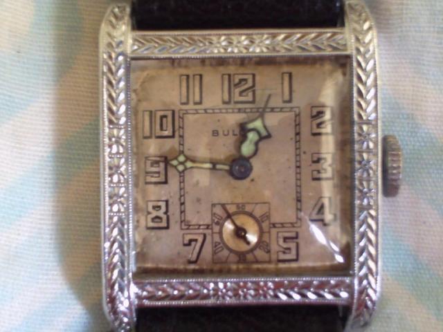 Surrey1928 Bulova watch