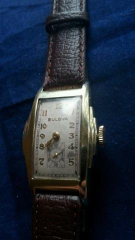 1938  A Bulova Banker