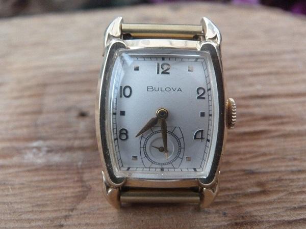 1954 Ambassador B Bulova watch