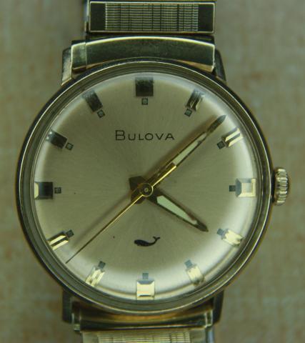 1969 Sea King AK Bulova watch