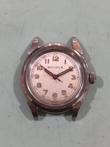 [1950watertite] Bulova watch