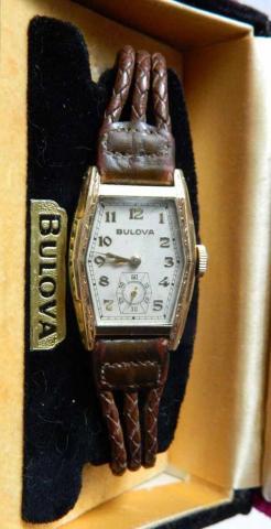 1936 Bulova watch