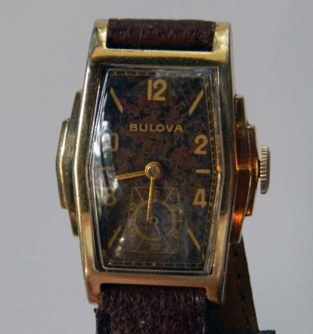 1937] Bulova watch