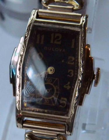 1937 Bulova American Clipper