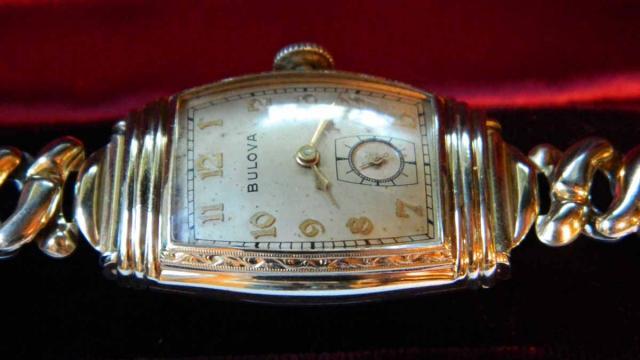 1941 Bulova Galahad watch