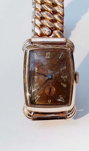 1945 senator Bulova watch