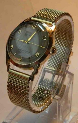 1954 Bulova 23 H watch