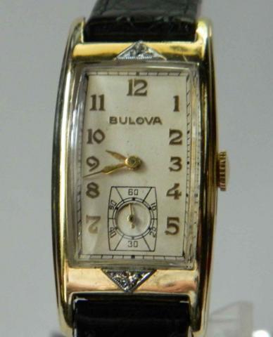 1938 Minuteman Bulova watch