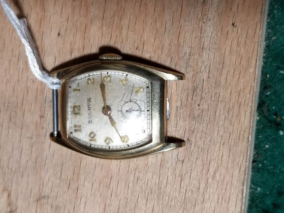 1940 Bulova Stamford watch