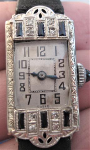 1928 Bulova 5969 watch